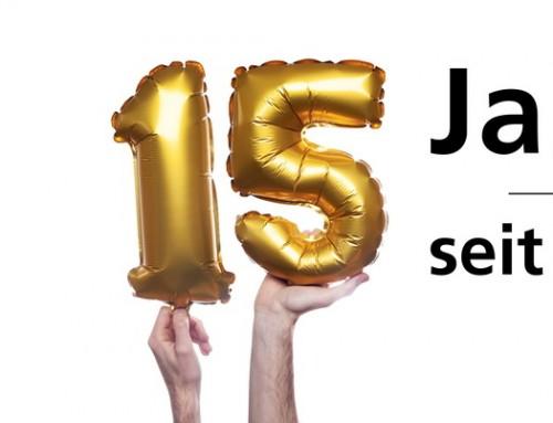 15 Jahre Heimberg Immobilien – wir feiern!